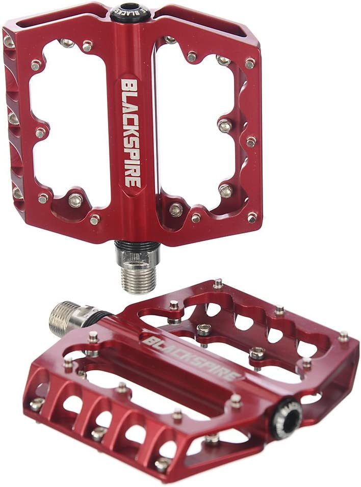 Blackspire Pedal Sub4 Red Cnc Alloy Cro-Mo Axle