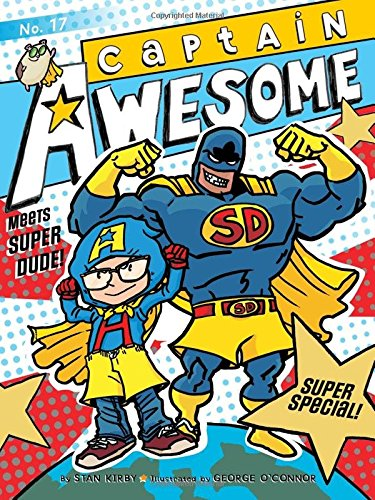 Captain Awesome Meets Super Dude!: Super Special