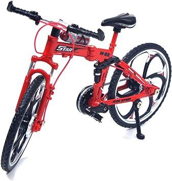 Amazon.com: Ailejia - Mini bicicleta de montaña con dedos de ...