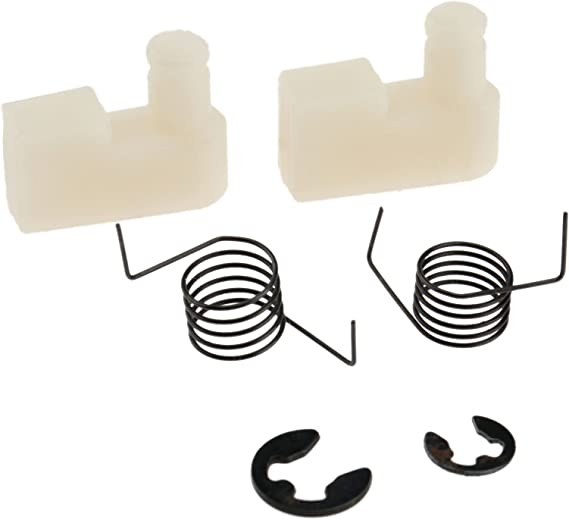 Rtengtunn 6Pieces/Set Flywheel Starter Pawl Spring Clip Recoil For ...