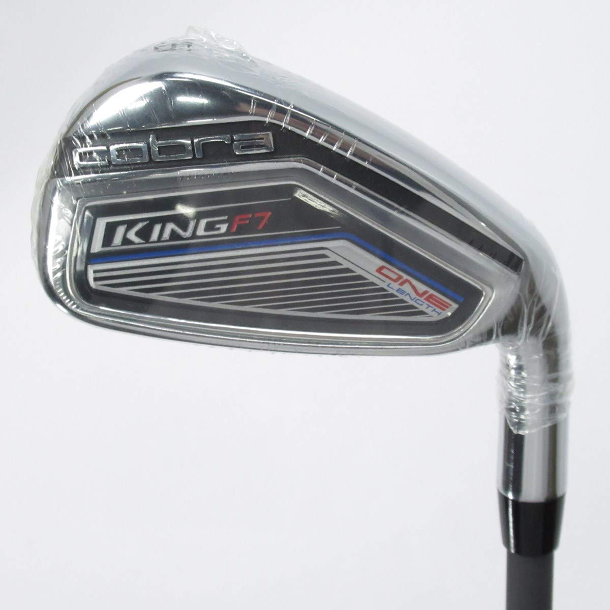 【中古】コブラ KING KING F7 ONE LENGTH アイアン cobra Speeder B07MZWL1PW  R