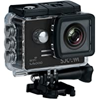 Sjcam SJ5000 WiFi Novatek 96655 14MP FHD 1080p Sport Action Waterproof Camera - Black
