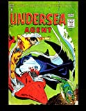 img - for Undersea Agent #3: 1966 Superhero Comic book / textbook / text book