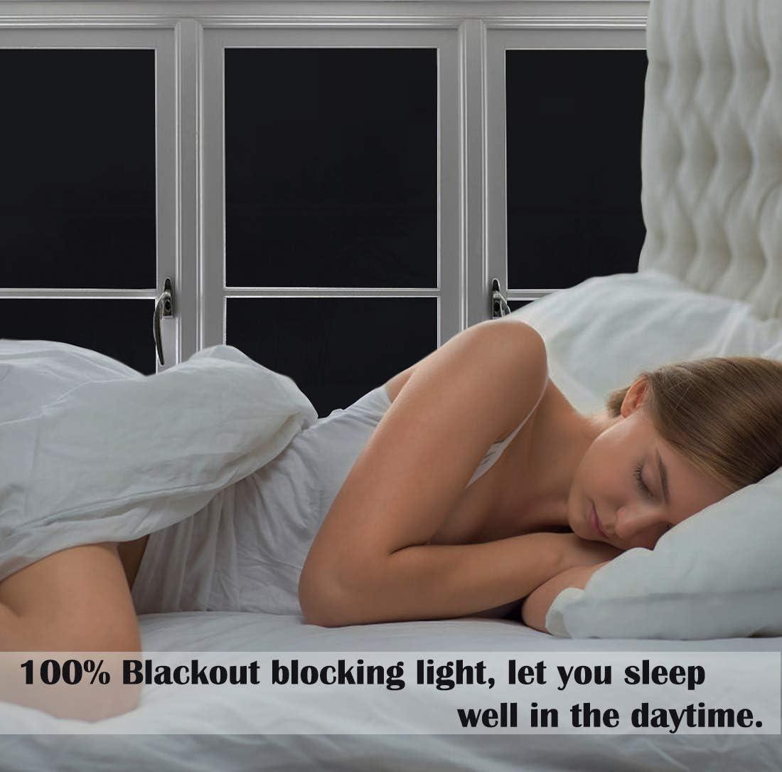 Free Amazon Promo Code 2020 for Blackout Window Film Light Blocking Room Darkening