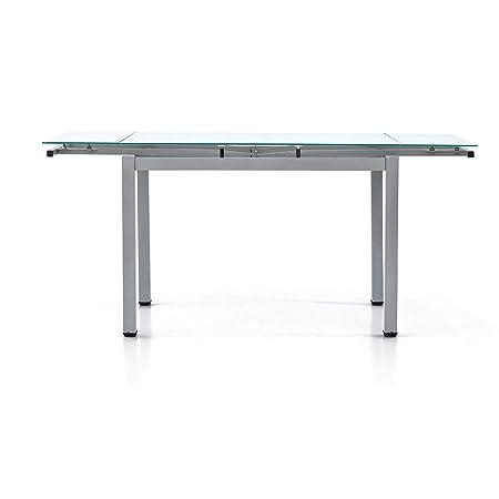 Tavolo 100 X 70 Allungabile.Milani Home S R L S Tavolo Da Pranzo Moderno Di Design