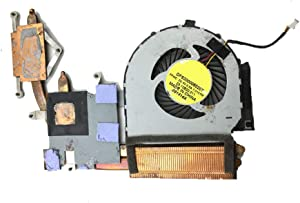 Laptop CPU Heatsink&Fan for DELL Inspiron 17 7737 P24E 60.48L13.011 00RMC3 0RMC3 New