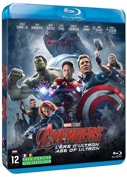 Avengers : Lère dUltron [Francia] [Blu-ray]: Amazon.es: Robert ...