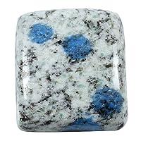 Gems&JewelsHub 20.05CTS 100% naturale lovely designer K2ottagono diaspro cabochon gemma sciolto