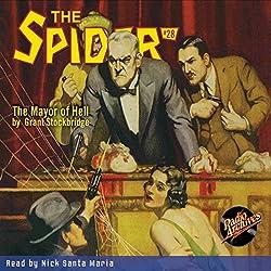 Spider #28 January 1936