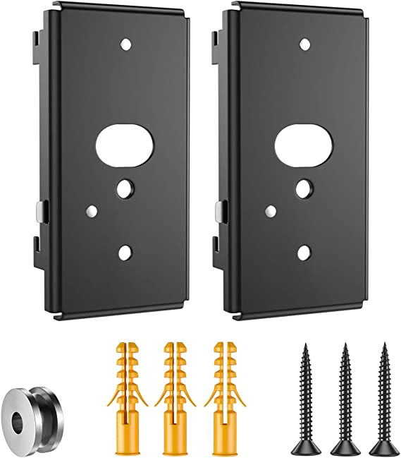 Amazon Com Eclink Black Wall Mount Bracket For Bose Slideconnect Wb 50 Ufs 20 Lifestyle 525 535 Iii Ifestyle 600 Soundtouch 300 Soundtouch 520 Cinemate 520