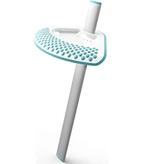 Shower Sidekick (Teal)   Portable Adjustable Shower Shaving Stand   Shaving  Ledge   Foot