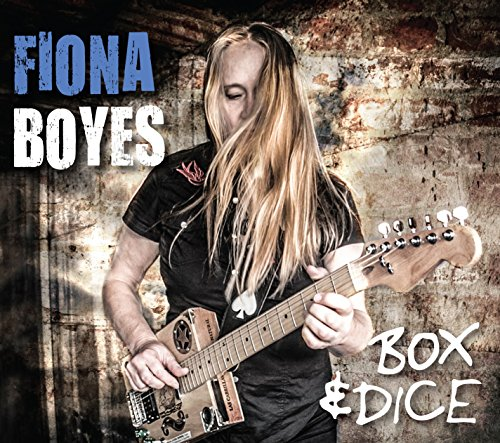 Box & Dice (Fiona Music Box)