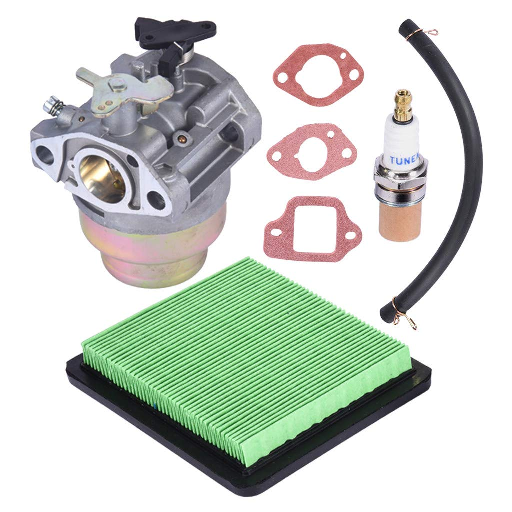 Miklan Carburetor for Honda GCV135 GCV160 GC135 GC160+Gasket +Air Filter+Fuel Line+Carb by Miklan