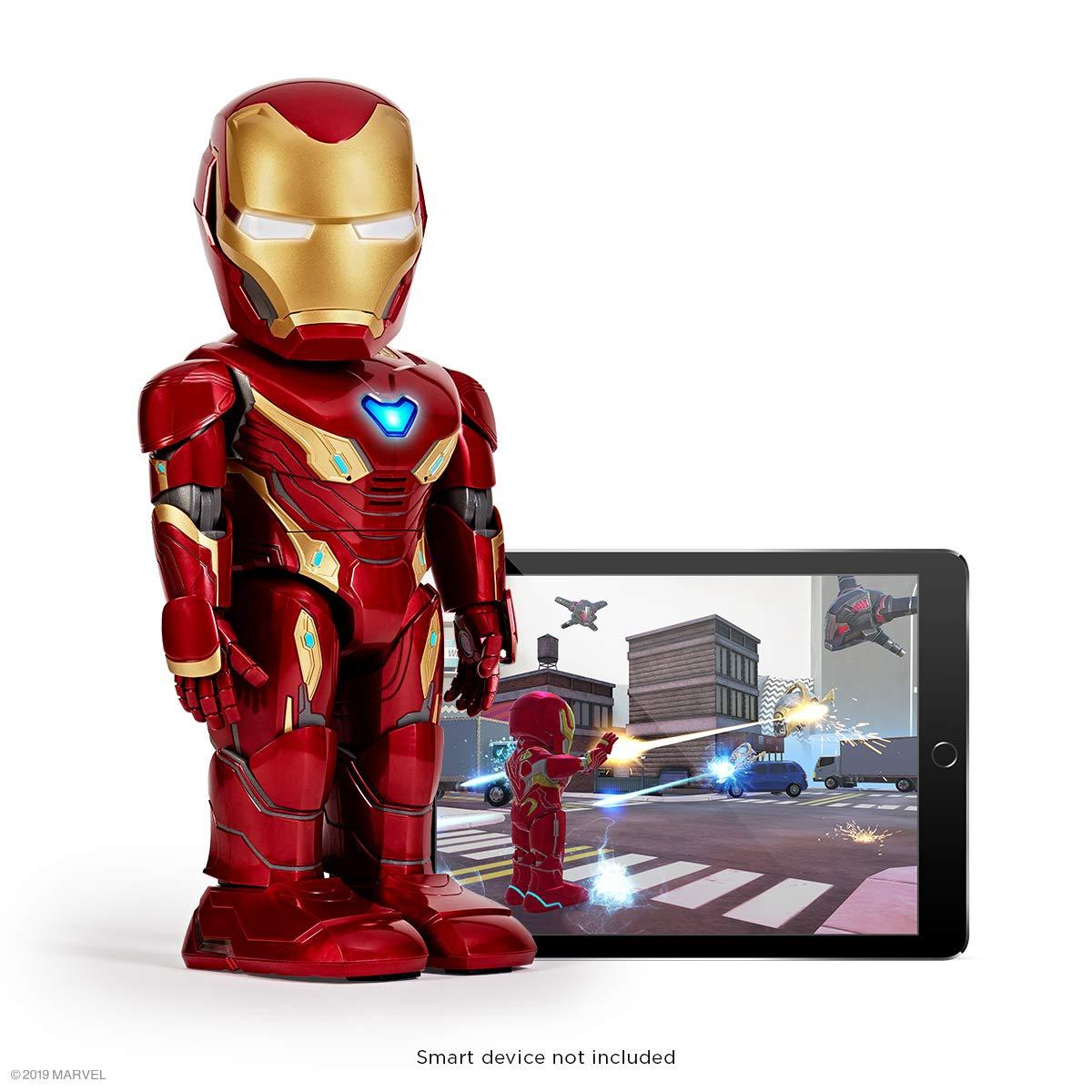 UBTECH Marvel Avengers: Endgame Iron Man Mk50 Robot by UBTECH (Image #4)