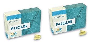 Next Nutrition 2 Paquetes de 60 Comprimidos Fucus Control del Peso Corporal la reducción de Peso