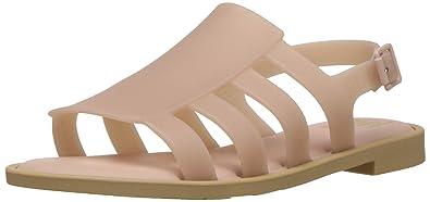 06c0ce8bc6a6ff Mini Melissa Girls  Mel BOEMIA Flat Sandal
