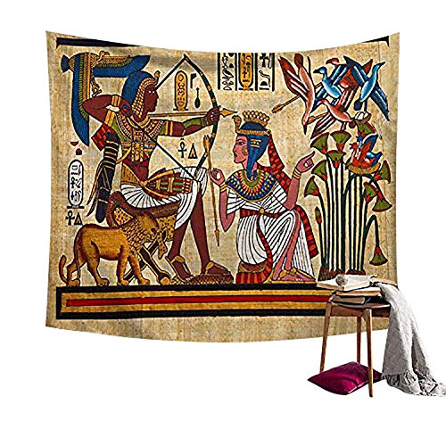 Ancient Egypt Egyptian Civilization Character Wall