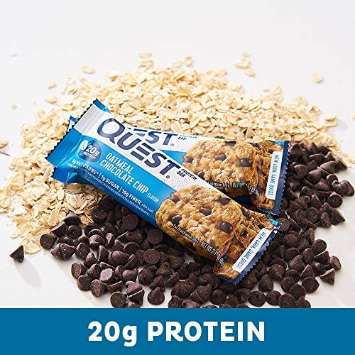 Quest Nutrition- High Protein, Low Carb, Gluten Free, Keto Friendly, 12 Count 5