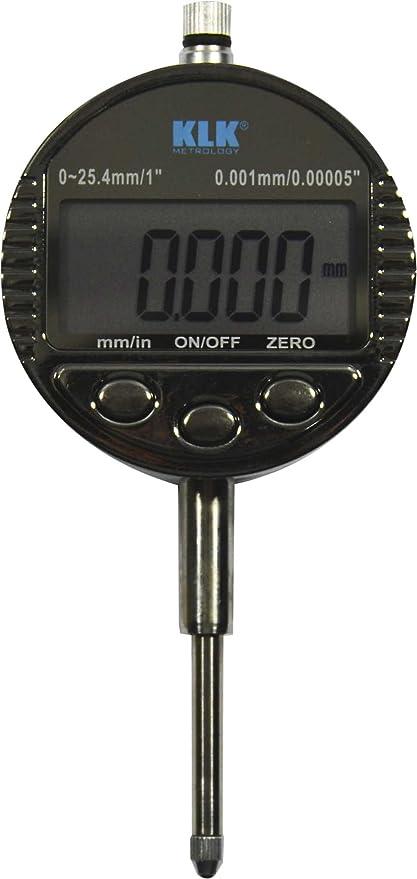 """Reloj comparador digital Rango 25,4mm/1"""" ..."""