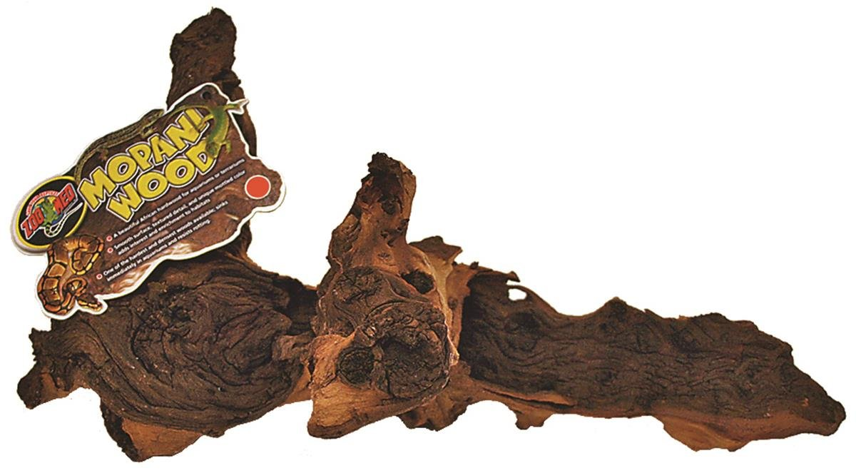 Zoo Med African Mopani Wood, Large by Zoo Med
