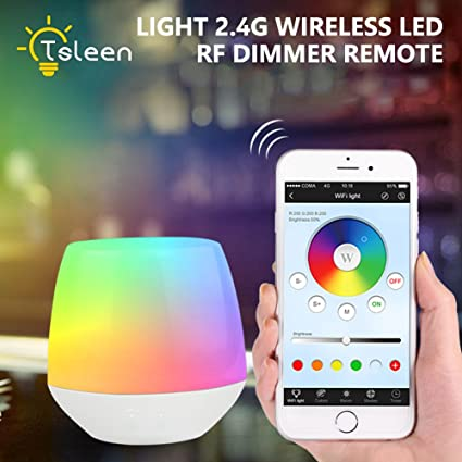 Amazon com: 2 4GHz Wifi Ibox Milight Series RF Remote/App