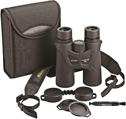 Nikon 10×42 ProStaff 3S Binoculars Black Lenspen Cleaning System