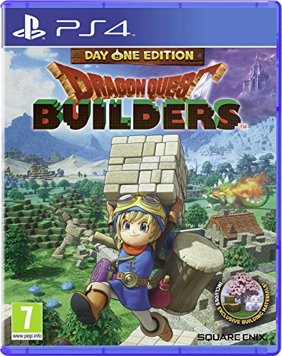 Dragon Quest Builders – Day One Edition