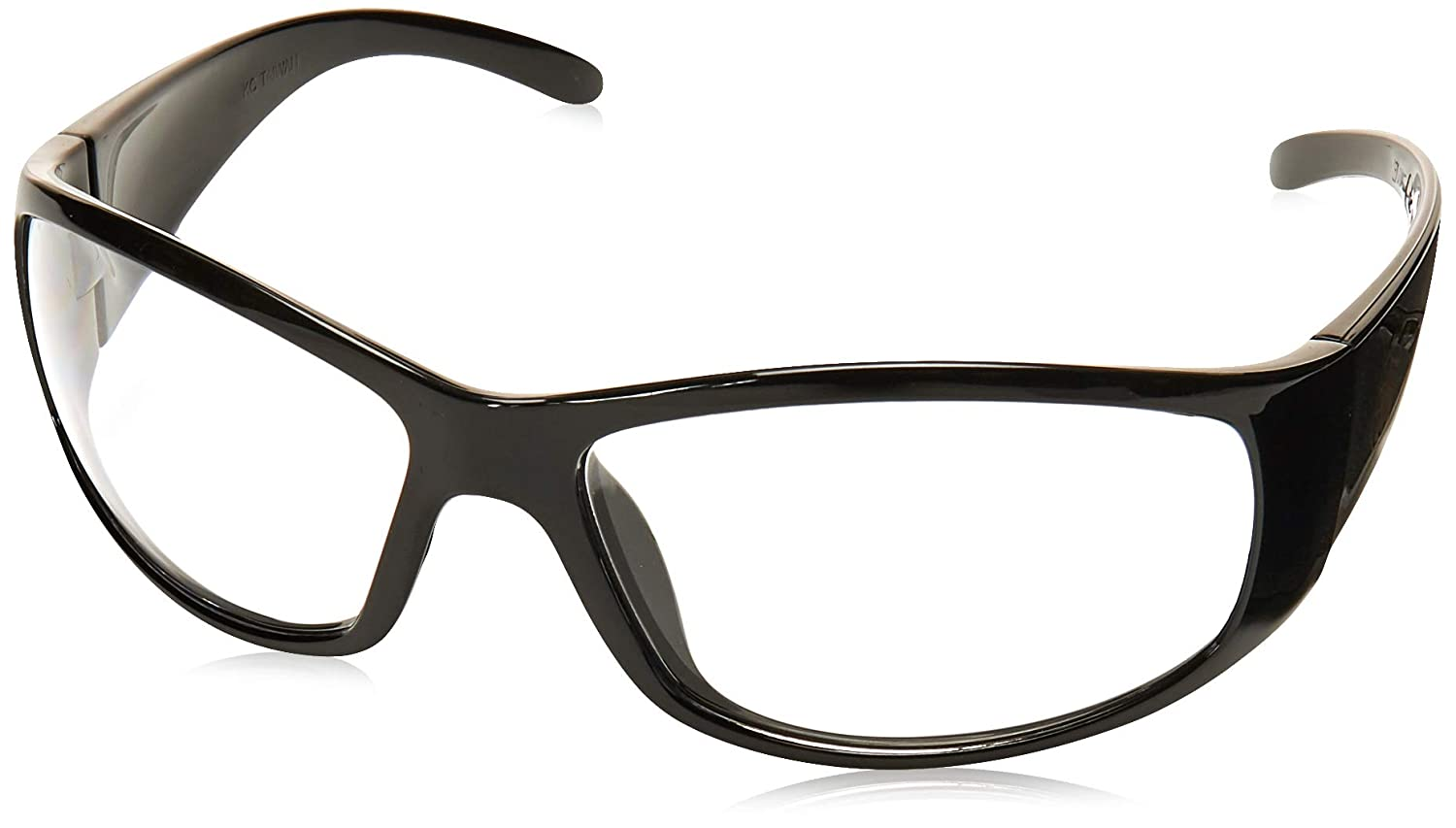 Smith and Wesson Safety Glasses (21302), Elite Safety Glasses, Clear Anti-Fog Lenses with Black Frame, 12 Pairs / Case