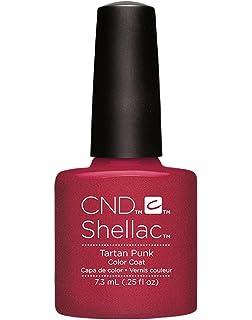 Cnd creative scentsations hand body lotion mango coconut cnd shellac nail polish tartan punk prinsesfo Choice Image