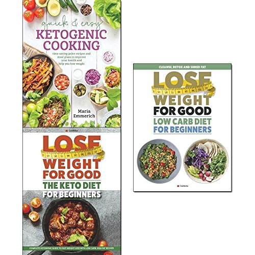New Used Books Quick Easy Ketogenic Cooking Lose Weight For Good