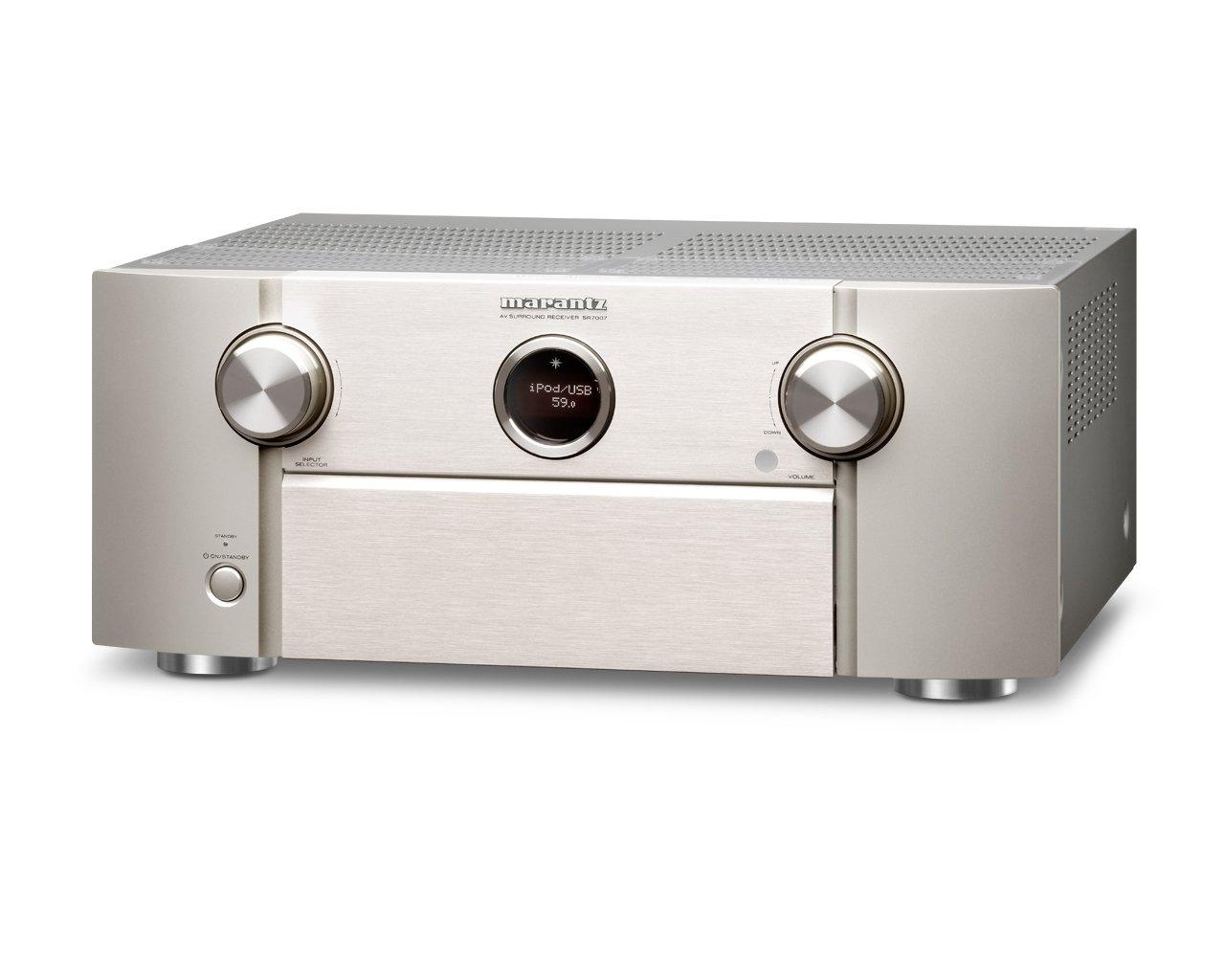 Marantz SR7007 125W 7.1canales Envolvente 3D Oro, Plata - Receptor ...