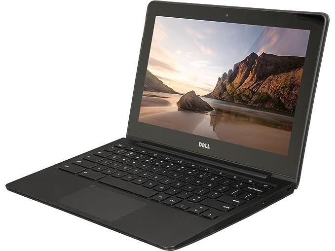 Amazon.com: Dell ChromeBook 11 -Intel Celeron 2955U, 4GB Ram ...