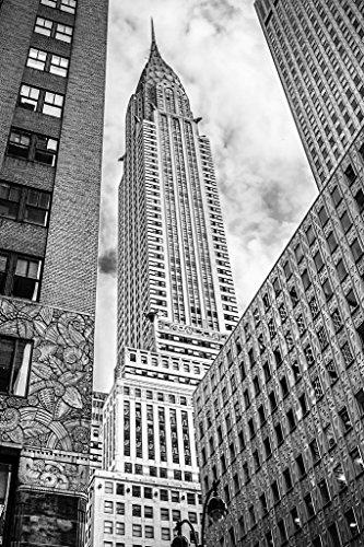 rysler Building New York City Photo Art Print Poster 24x36 inch ()