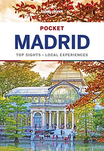 Lonely Planet Pocket Madrid (Travel Guide) (Spain Pocket Guide)