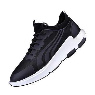 Men Sport Casual ShoeLightweight Comfortable Athletic ShoeQZbeita Soft Sneakers SheosBlue9.5 D(M) US
