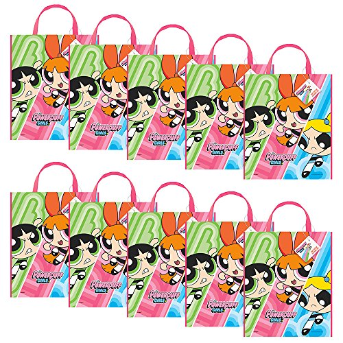 (Powerpuff Girl Tote Bag (Set Of)