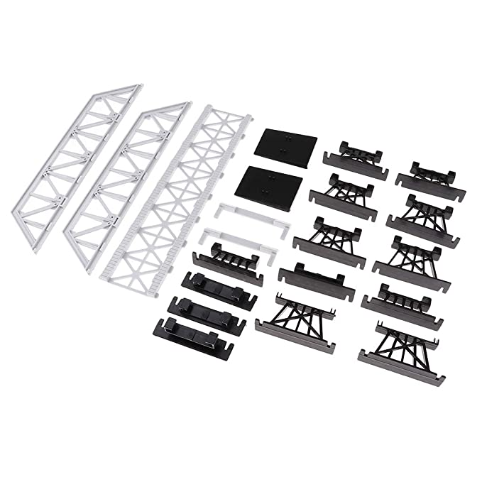 B Blesiya Modelo Puente para Modelismo Ferroviario Escena de Mesa ...