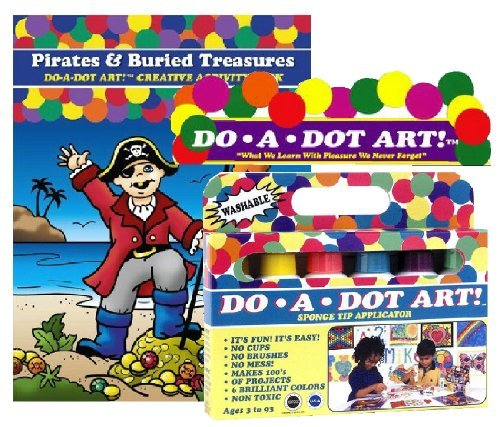 Do Dot Art Rainbow Activity