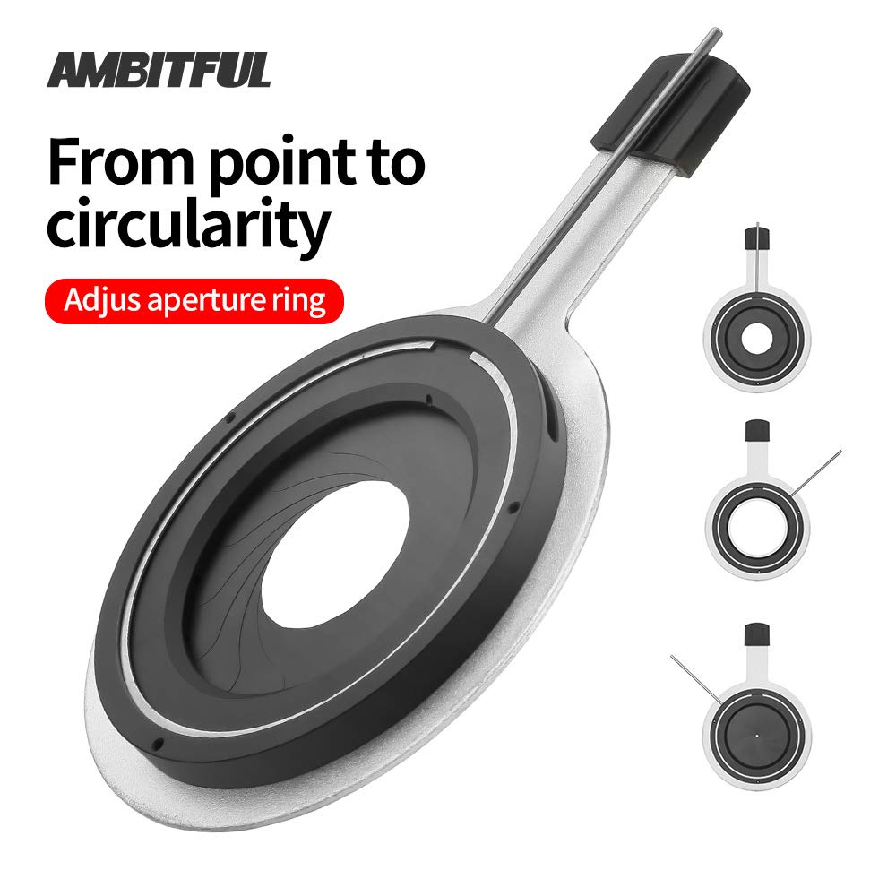 AMIBITFUL AL-16 Focalize Conical Snoots Adjust The Opening Ring for AMBITFUL Dedicated AL-16 Conical Snoots by AMIBITFUL