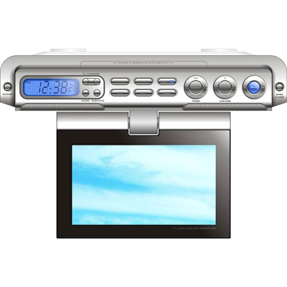 Curtis KCR2622 Portable TV: Amazon.co.uk: Electronics