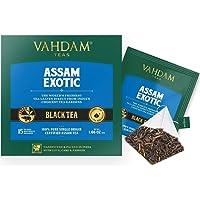 VAHADM, Assam Té Negro Exótico, 100 Count