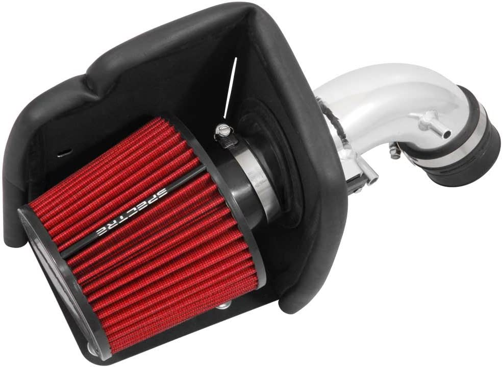 Fiesta, Fiesta VI Desgined to Increase Horsepower and Torque: 2008-2018 FORD Spectre Performance Air Intake Kit: High Performance SPE-9054