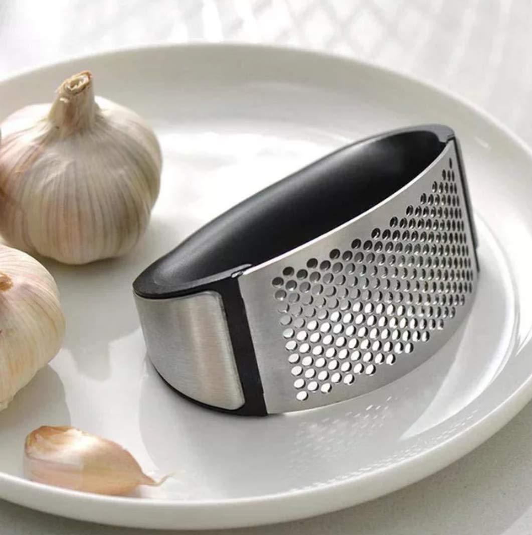 Garlic Crusher Multifunctional Use Easy Peel Garlic Peeler ...