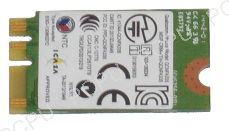 VRC88 - Dell Wireless DW1707 WLAN WiFi 802.11 b/g/n + Bluetooth 4.0 NGFF Card - VRC88