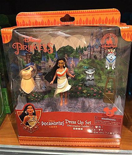 Disney Parks Pocahontas Dress Up Fashion Playset NEW (Pocahontas Dress Up)