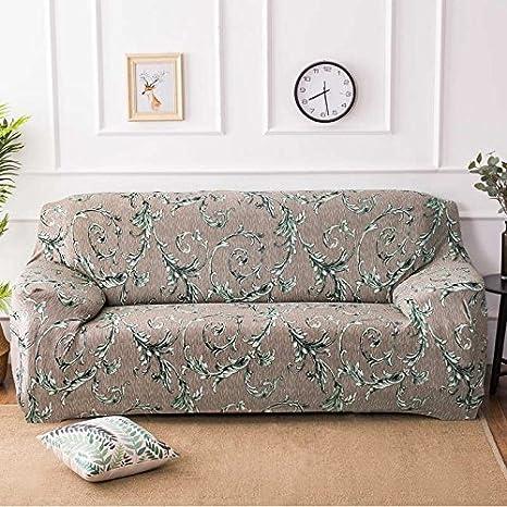 SSDLRSF Funda de Sofá Elegante Estampado Para Muebles ...