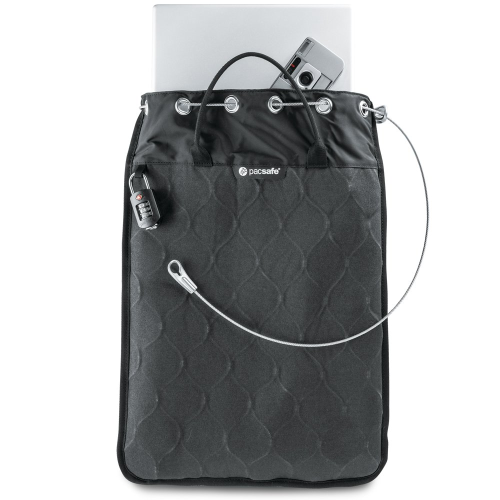 Pacsafe Travelsafe 12L GII Portable Safe, Charcoal by Pacsafe (Image #7)