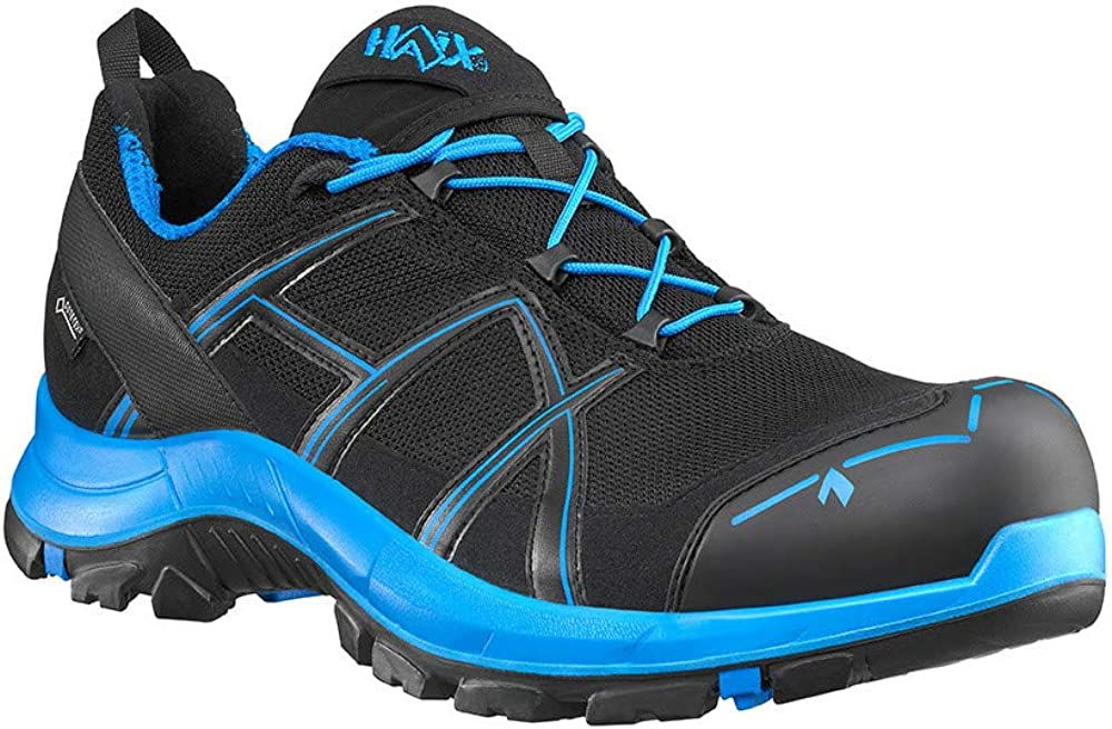 Haix Black Eagle Safety 40.1 Low//Black-Blue Moderne-Sportif Design combin/é avec la Technologie de s/écurit/é innovante