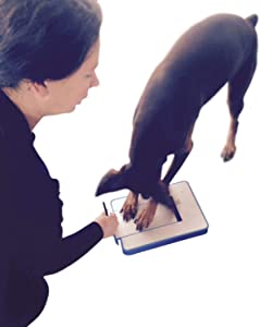 DiggerDog Nail File Stress Free Alternative to Dog Nail Clippers and Dog Nail Grinders
