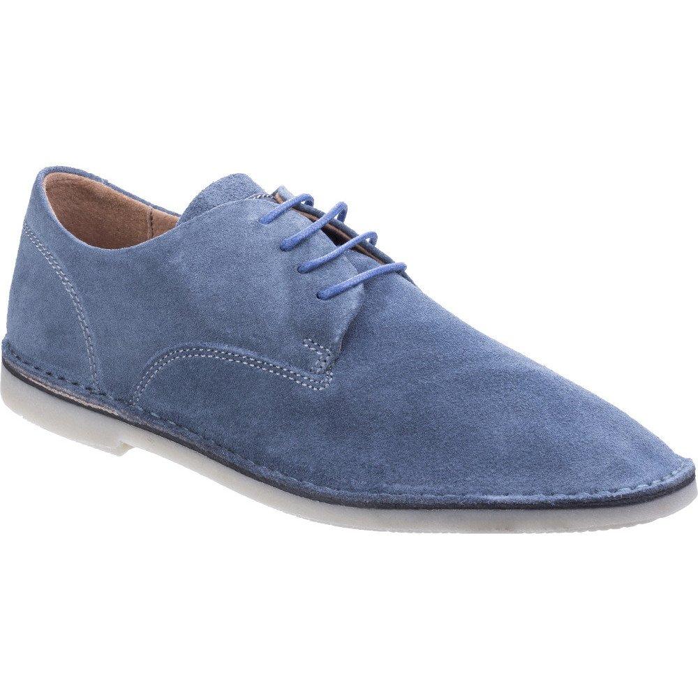 Hush Puppies Grant Desert Slim, Zapatos de Cordones Derby para Hombre 9|Jeans
